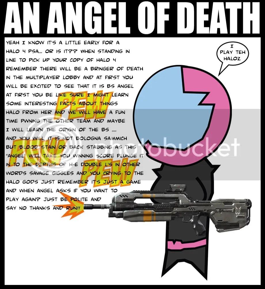 wuv u angel