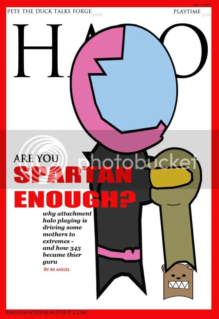 are you spartan enough