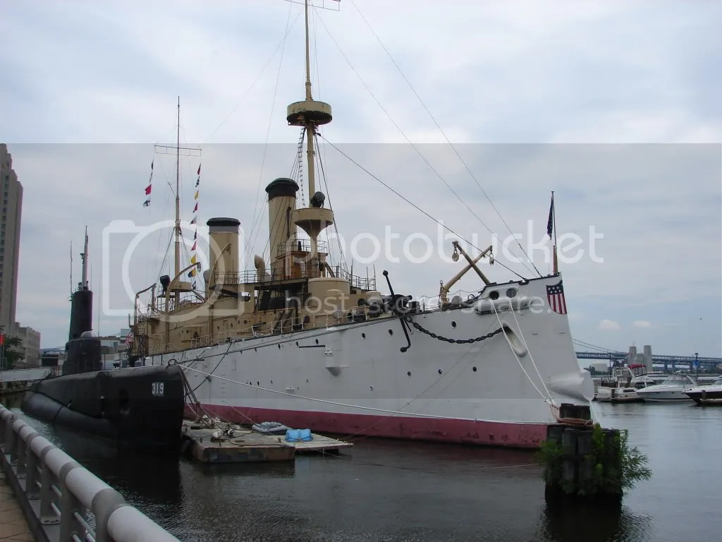 uss olympia - appropriate for 4th (pics)