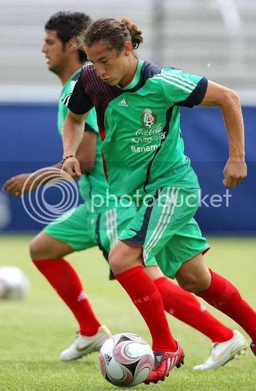Guardado and Vela Training