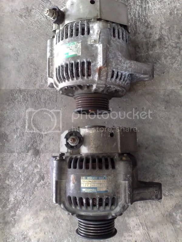 Fe Engine Forum Generator To Alternator Conversion Wiring Problem