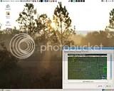 Fedora Core 5 Desktop (such as it is)