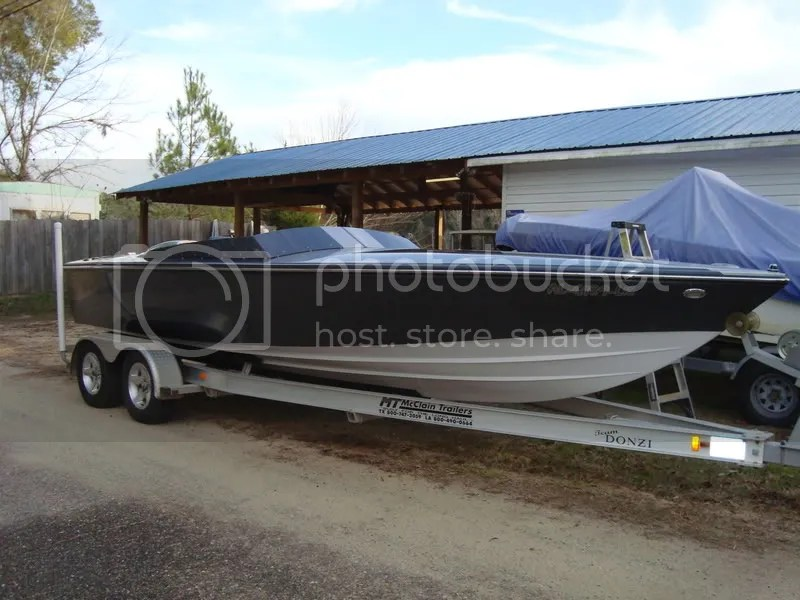2007 Donzi 22 Classic Shelby Gt Boat 138277 - Modern Home