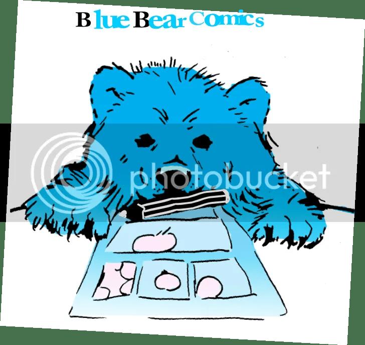 Un bluebear a falta de otra imagen más descriptiva :'D