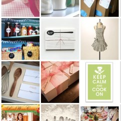 Kitchen Bridal Shower Tall Square Table Inspiration Board Ideas At Home With Natalie