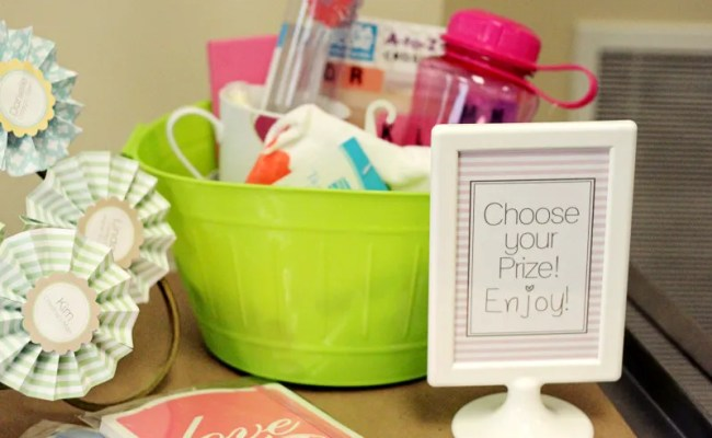 My Recent Party Planning Pamper The Mommy Baby Shower At