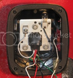 led tail light install 95 yj jeepforum com rh jeepforum com 95 yj tail light wiring diagram 89 yj tail light wiring diagram [ 1024 x 768 Pixel ]