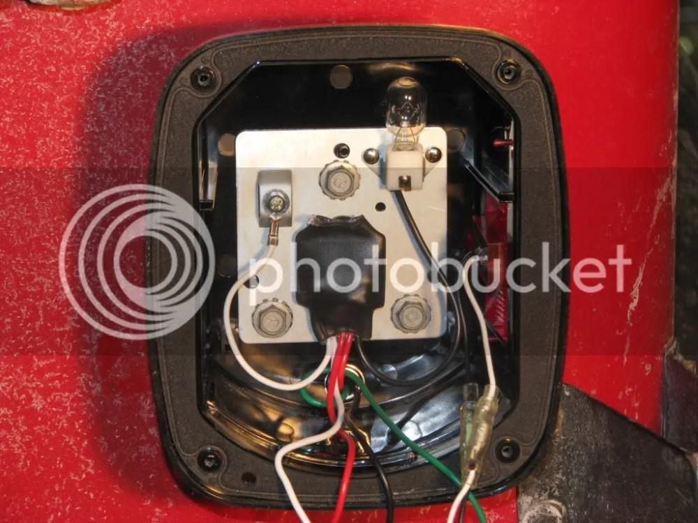 medium resolution of led tail light install 95 yj jeepforum com rh jeepforum com 95 yj tail light wiring diagram 89 yj tail light wiring diagram