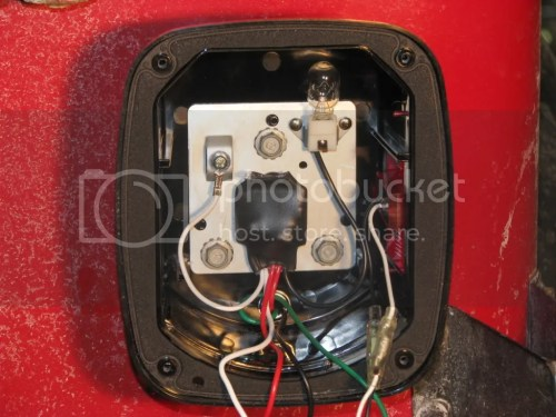 small resolution of led tail light install 95 yj jeepforum com rh jeepforum com 95 yj tail light wiring diagram 89 yj tail light wiring diagram