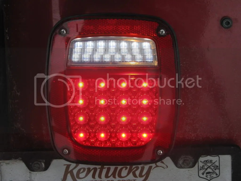 Led Tail Lights Further Jeep Led Light Bar Wiring Likewise Led Light