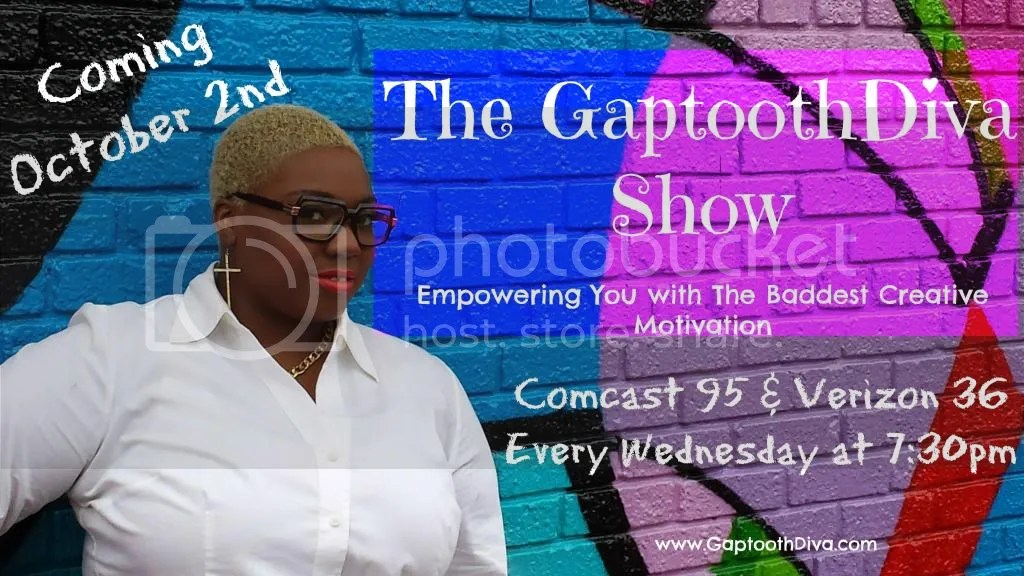 The GaptoothDiva Show LIVE
