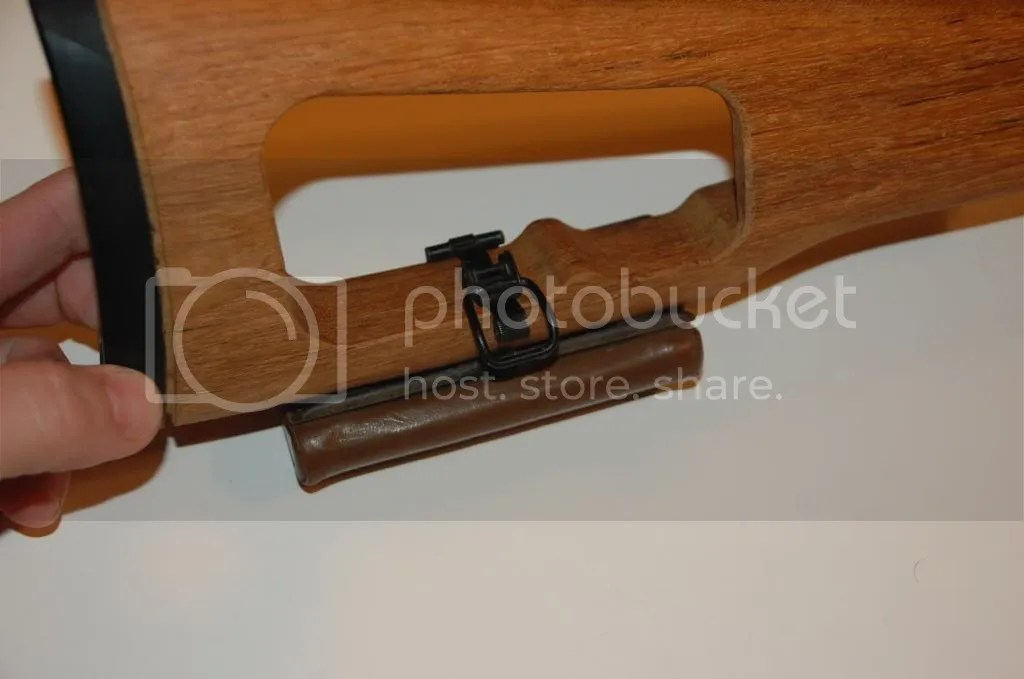 WTK  how to fit a cheek rest to my Tabuk stock