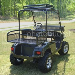 Ezgo Windshield 96 Civic Wiring Diagram Honda Radio Lovely 2006 Pds Lifted 5 Quot Safari Cage Lights 23 At