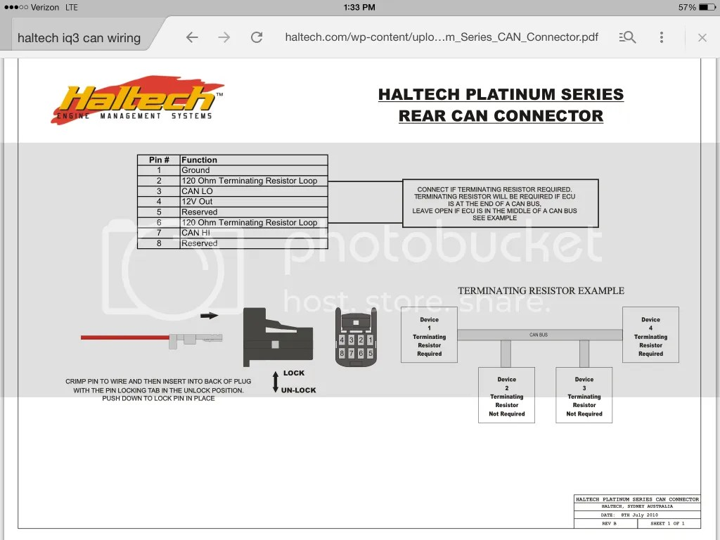 haltech iq3 wiring diagram lewis dot practice worksheet racepak can connector rx7club mazda rx7