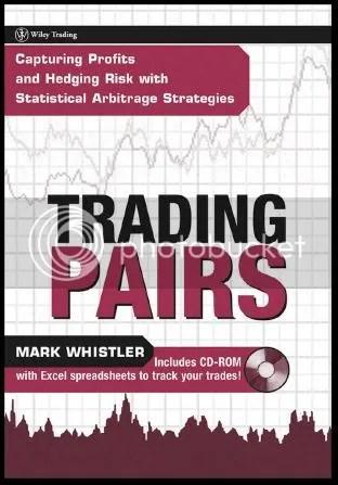 Statistical arbitrage forex pdf