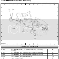 Ba Falcon Bluetooth Wiring Diagram For Trailer Plug With Brakes Automotive Fg Xr6 Speaker - Vbpodcasts.com