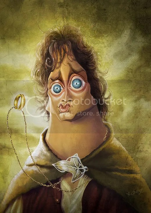 Frodo Lord Of The Ring