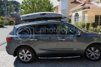 Factory roof rack concerns - Page 2 - Acura MDX Forum ...