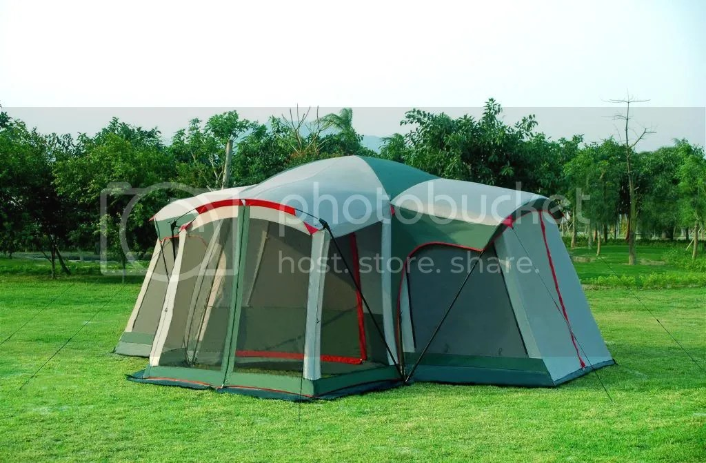 Mt. Kinsman Family Tents