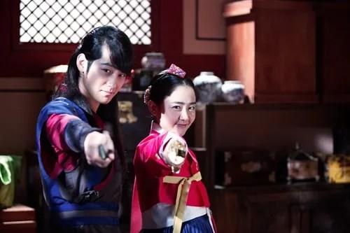 Moon Geun Young And Kim Bum Continue To Burn Up The Screen
