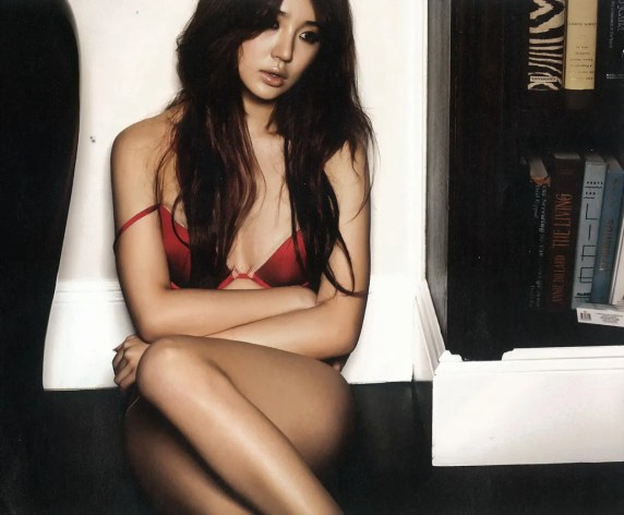 List Of Top 10 Hot Sexy South Korean Women