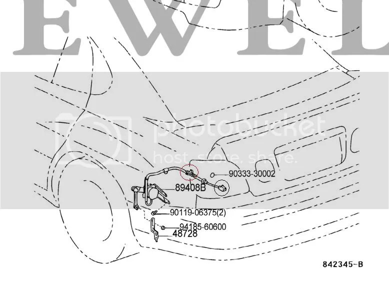 Quick question:rear headlight autoleveling sensor