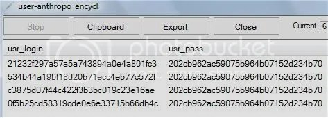 password hashes cracked