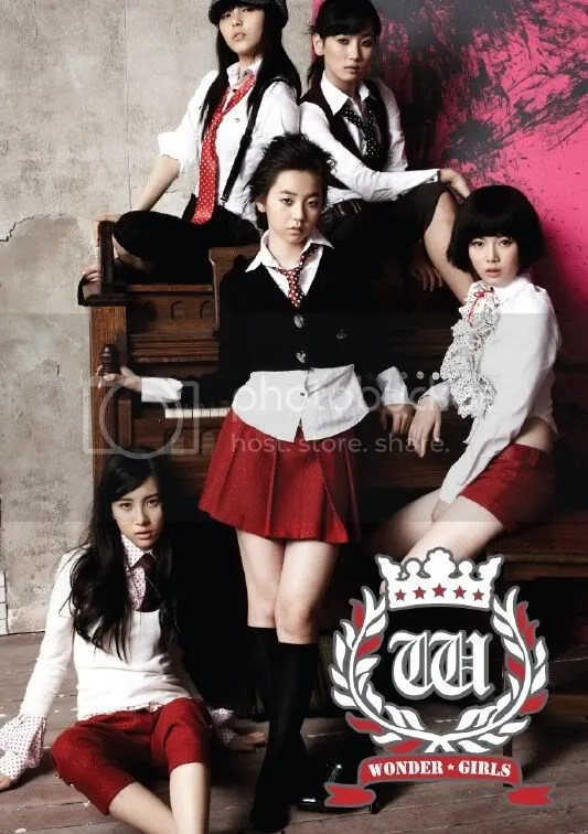 Wonder Girls S-2007 Pictures, Images and Photos