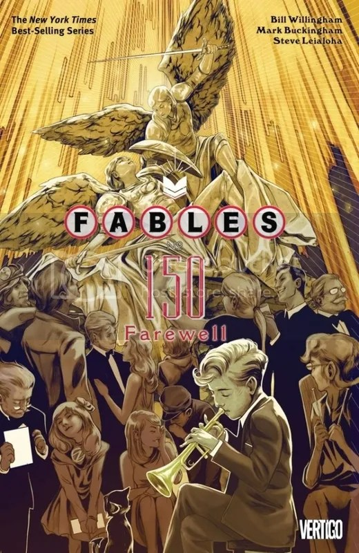 Fables 22 Farewell