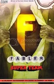 Fables Super Team