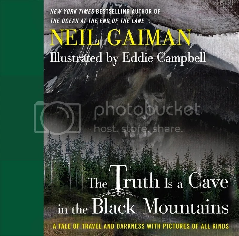 Truth is a Cave in teh Black Mountains