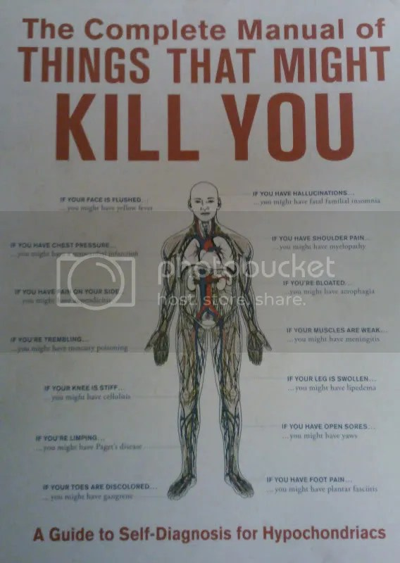 A Manual of Things That Might Kill You