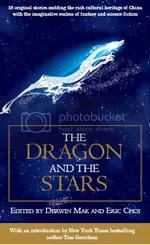 Dragon and the Stars Fancover