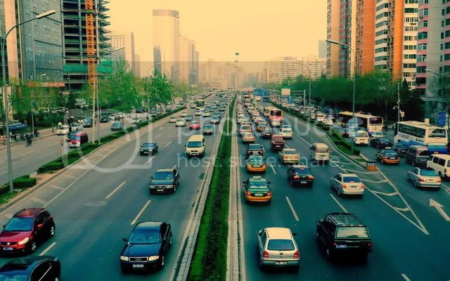 Peking Streets