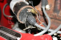 Wiring question - tach wire in OEM harness? - North ...