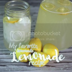 Country Mouse City Spouse My Favorite Homemade Lemonade Recipe