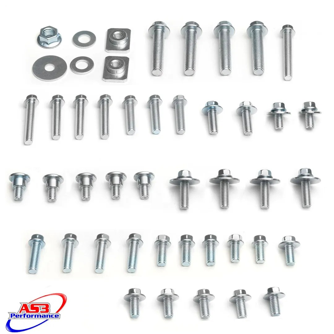 As3 Track Pack Bolt Kit Fits Yamaha Yz 125 250 Yzf Yz F