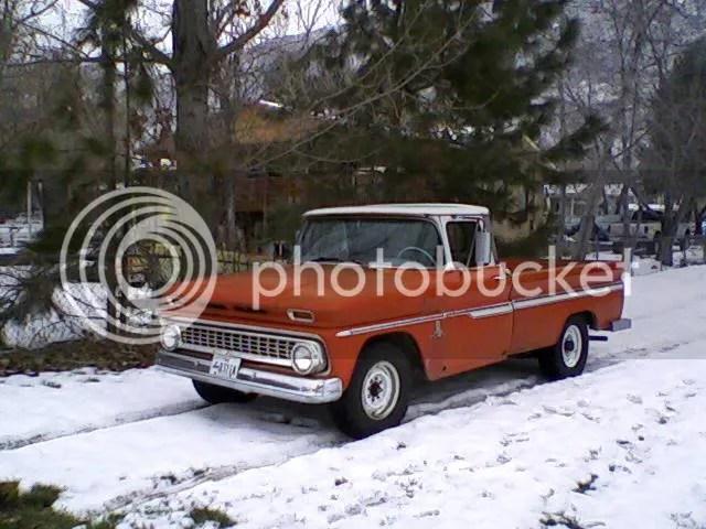1960 Chevy C10 Fleetside