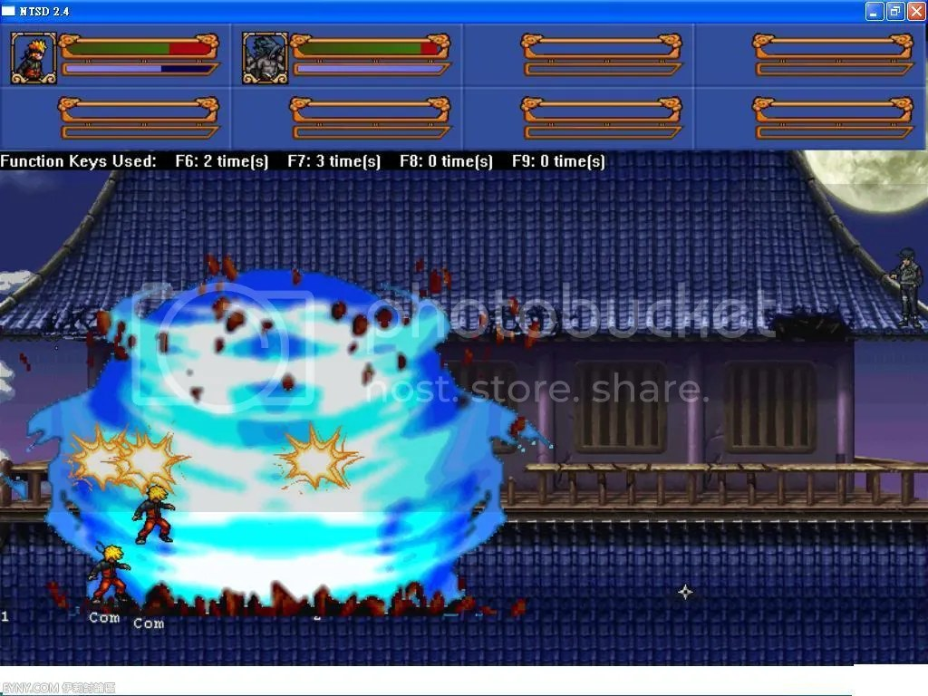 [轉帖][http]LF2 火影忍者2.4 最終版 - PC 遊戲 - 香港討論區 Discuss.com.hk - 香討.香港 No.1