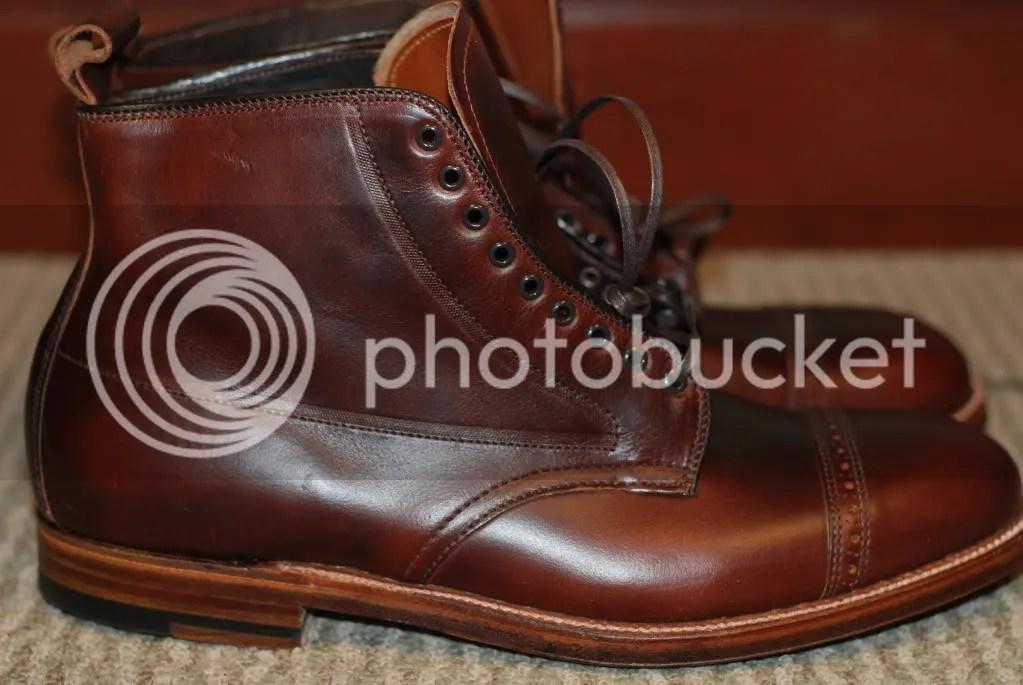 alden boots ultimate jumper