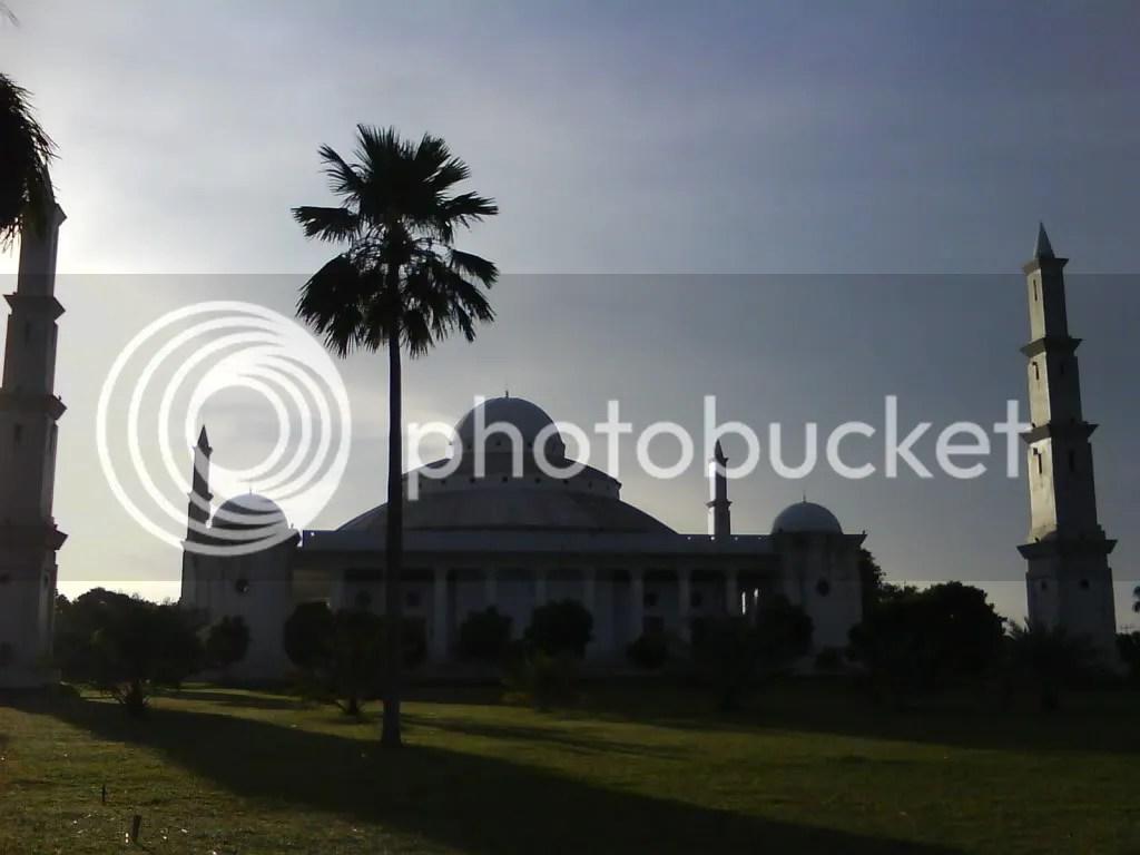 Masjid Akbar - Bengkulu