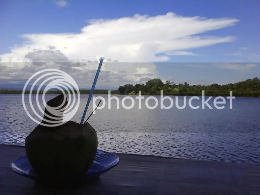 Danau Dendam tak Sudah
