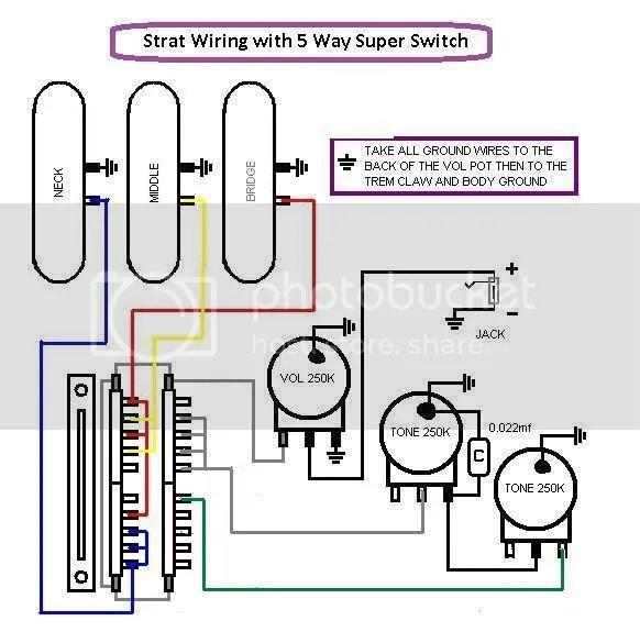 5 Way Fender Super Switch Wiring Diagram Fender 174 Forums View Topic 50 S Classic Player