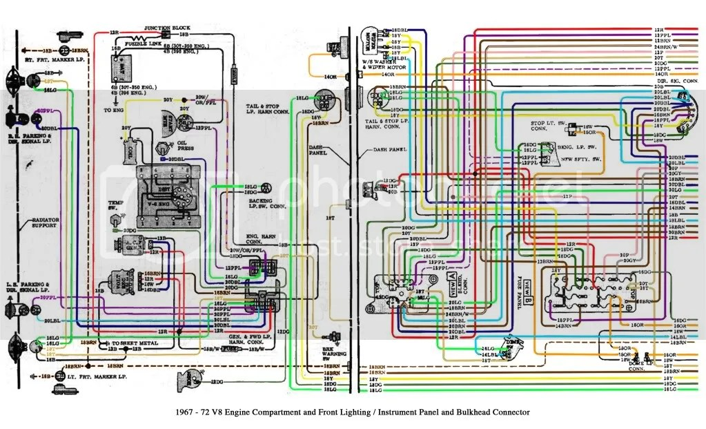 67 72wirediagrampt1 wiring diagram 1969 camaro yhgfdmuor net 67 camaro wiring diagram pdf at nearapp.co