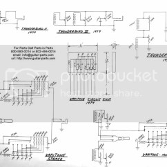 Gibson Wiring Diagrams 2 Ecotec Timing Marks Diagram 76 T Bird Sounds Nasally