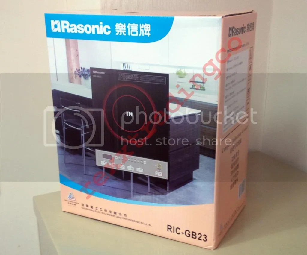 ***NEW*** RASONIC RIC-GB23 Electric Induction Cooker Cooktop Hob Hot Plate 220V   eBay