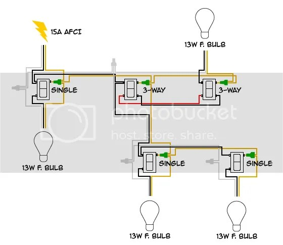 Arc Fault Receptacle Wiring Diagram - Find Wiring Diagram • on
