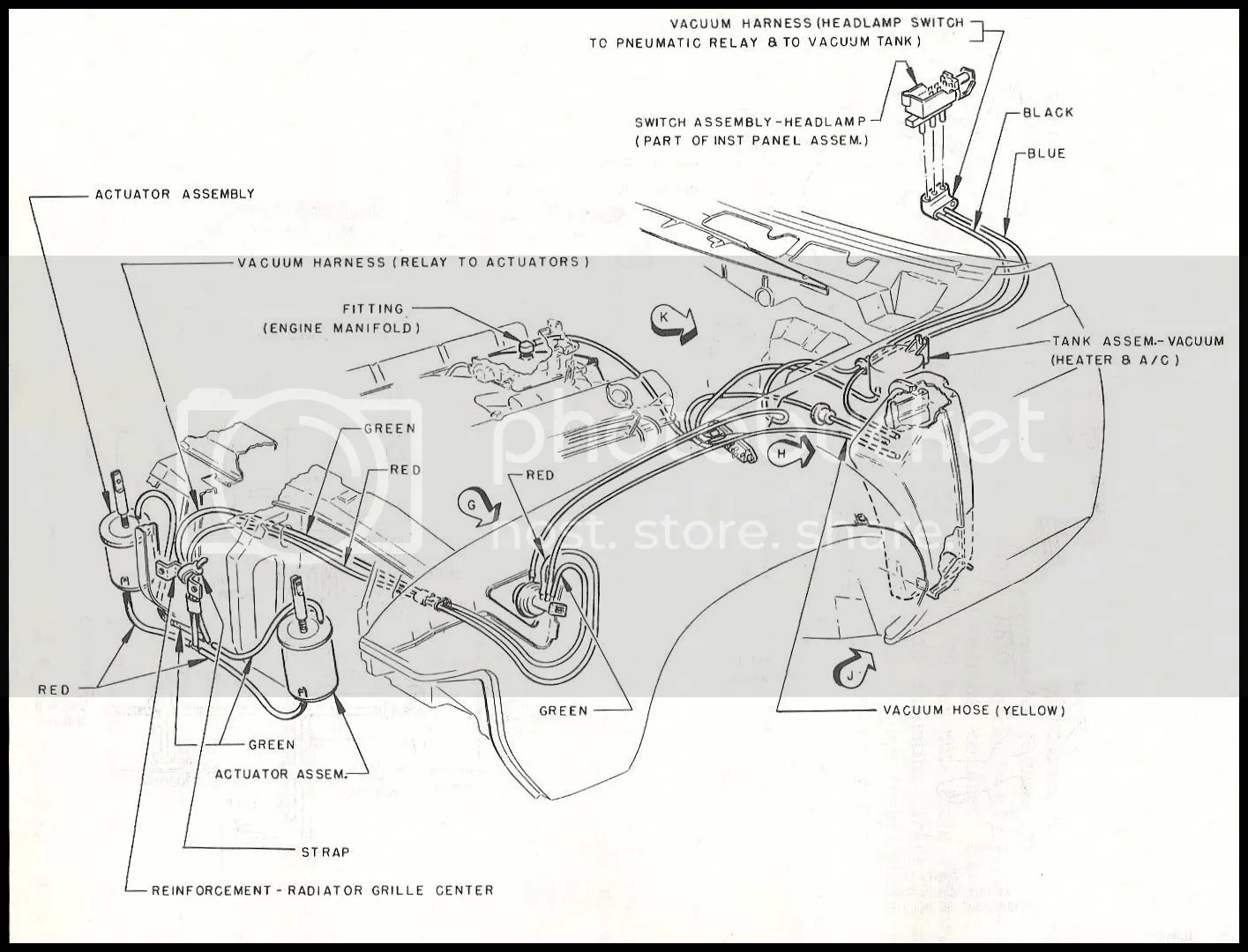 1972 Ford Steering Column Wiring Diagram Ford Truck