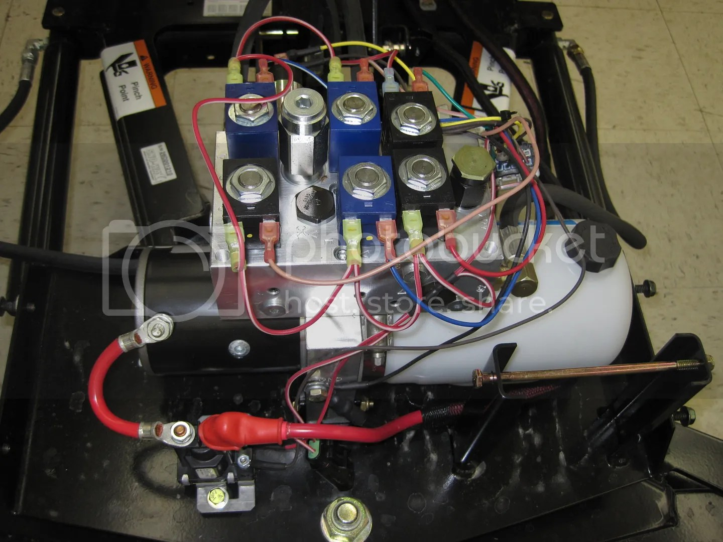 sno pro 3000 wiring diagram twin leisure battery way harness get free image about
