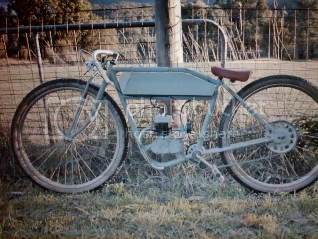 Who Built This Board Track Racer Motorized Bicycle Engine Kit Forum